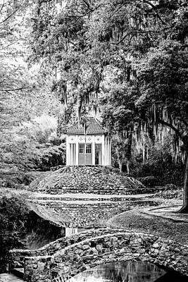 Photograph - Avery Island Buddha by Scott Pellegrin