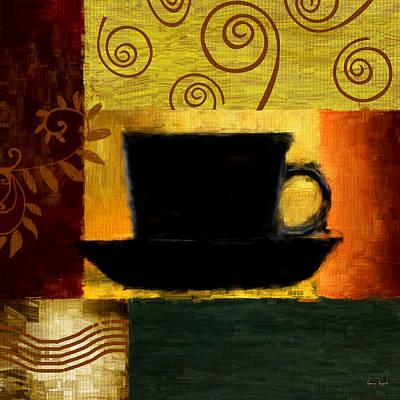 Awakening Print by Lourry Legarde