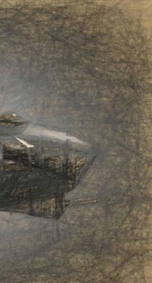 Digital Art - B-17g In Triptych No 1 by Tommy Anderson