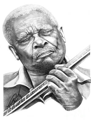 B B King Original by Murphy Elliott