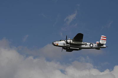 B25 Photograph - B25 by Bill Linhares