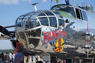B25 Photograph - B25 by Kenneth Albin