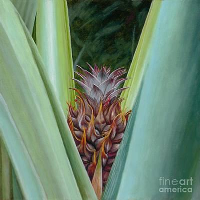 Baby Pineapple Original by Pati O'Neal