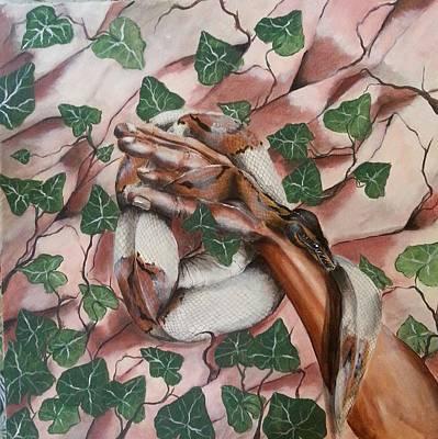 Back To The Wild Original by Judit Szalanczi