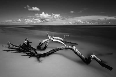 Bahia Honda State Park Beach Print by Stefan Mazzola