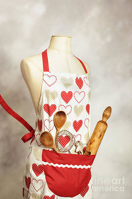 Baking Apron Print by Amanda And Christopher Elwell