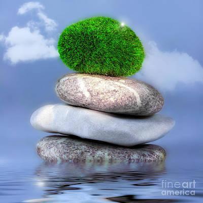 Balance Print by VIAINA Visual Artist