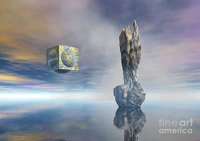Balance Of Silent Machinery Original by Sipo Liimatainen