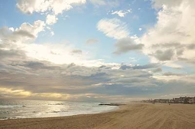 Eric Malyszka Photograph - Balboa Sunset by Eric Malyszka