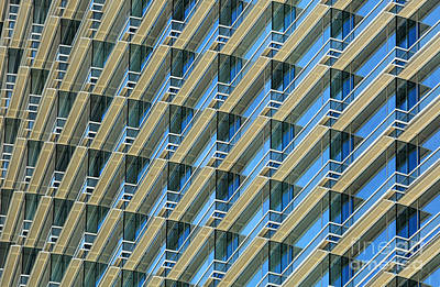 Balconies Original by Dan Holm