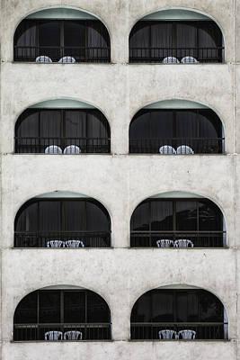 Balconies Print by Joana Kruse