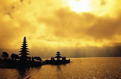 Photograph - Bali, Temple by Dana Edmunds - Printscapes