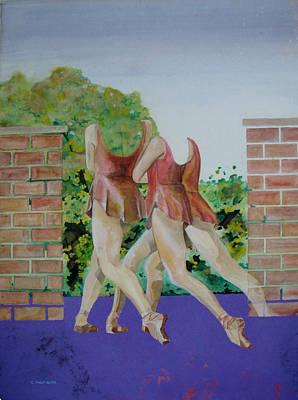 Ballerina Fade Original by Philip Butta
