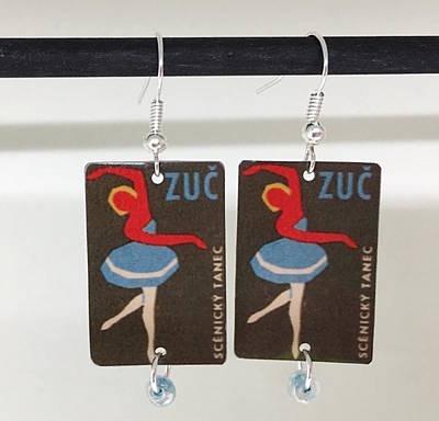 Ballerina Original by Patti Siehien