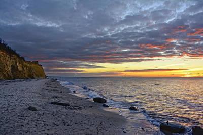 Baltic Beach Print by Joachim G Pinkawa