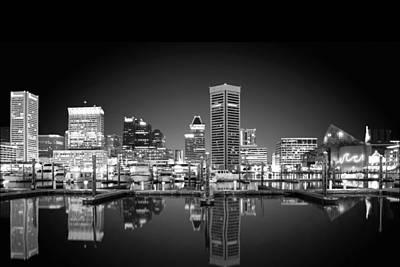 Baltimore Bnw Original by George Stavrakis