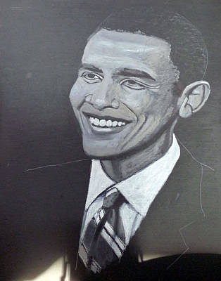 Barack Obama Original by Richard Le Page