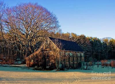 Photograph - Barn # 11 by Marcia Lee Jones
