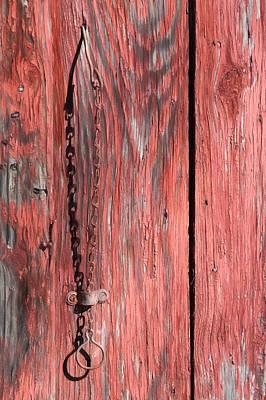 Art To Wear Painting - Barn Shadow  by David Letts