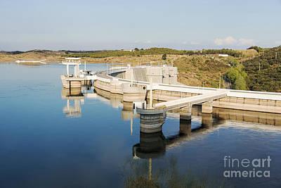 Alqueva Photograph - Barragem Do Alqueva by Compuinfoto