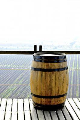 Barrel Print by Fernando Lopez Lago