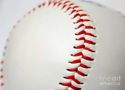 Base Path Photograph - Baseball by Andrea Anderegg