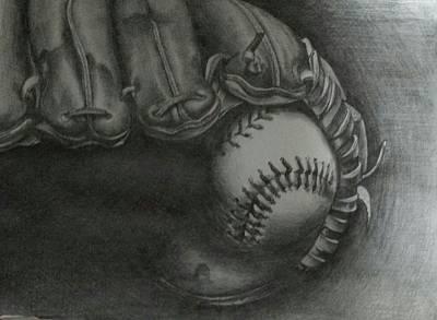 Baseball  Original by Daria Snow