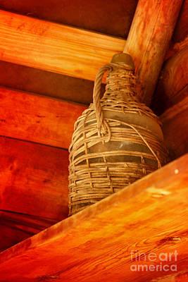 Photograph - Basket For A Bottle by Jennifer Apffel