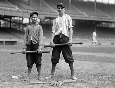 Batboys, 1924 Print by Science Source