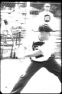 Batter Up  Print by Steven  Digman