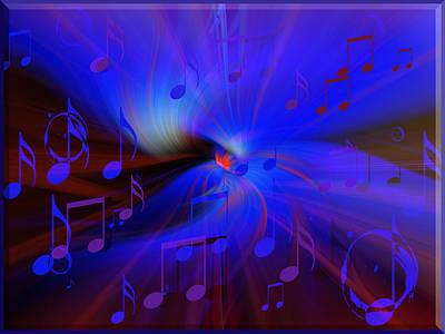 B.b's Blues Original by Mark Myhaver