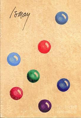 Rod Ismay Painting - Be Joyous by Rod Ismay