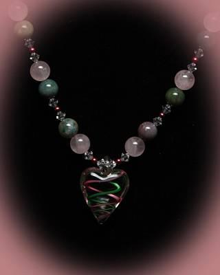 Sterling Silver Pendants Jewelry - Be Mine by Yael VanGruber