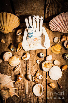 Lazy Photograph - Beach House Artwork by Jorgo Photography - Wall Art Gallery