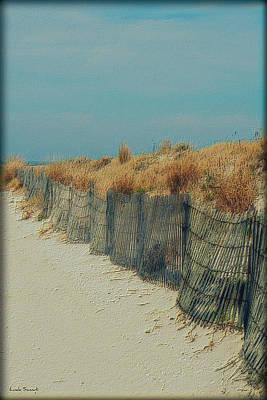 Beachside Original by Linda Sannuti