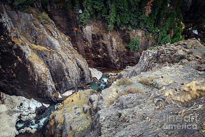Bear Creek Colorado Print by Joan McCool