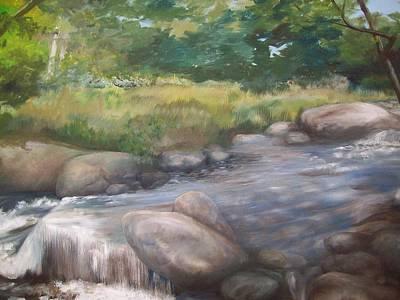 Bear River Original by Chris Wing