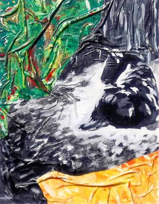 Beatitude  Print by Hatin Josee