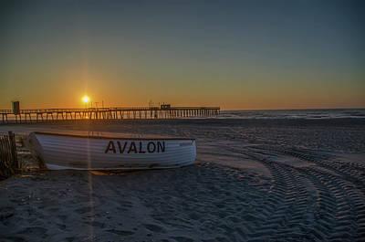 Photograph - Beautiful Avalon Sunrise by Bill Cannon