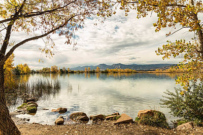 Autumn Photograph - Beautiful Day by James BO  Insogna