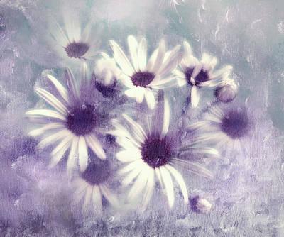 Beautiful Dreamer Print by Georgiana Romanovna