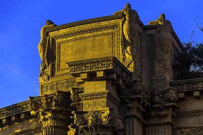 Classicism Photograph - Beautiful Palace Of Fine Arts by Garry Gay