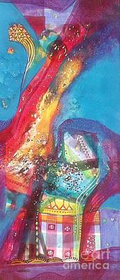 Painting - beauty of nature XII by Sanjay Punekar