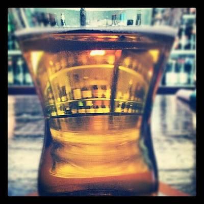 Food And Beverage Photograph - #beer #bar #bottles #irish #drinking by Mandy Shupp