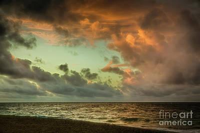 Before Sunrise Print by Jon Burch Photography