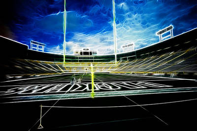 Before The Big Game Print by Lawrence Christopher