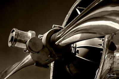 Airplane Engine Photograph - Before The Jets No. 1 by Joe Bonita
