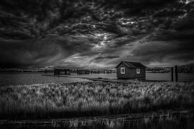 Before The Storm Print by Erik Brede