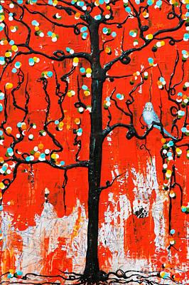 Painting - Believe by Natalie Briney
