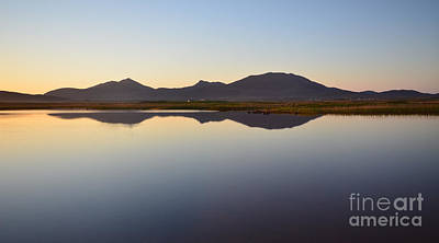 Isle Photograph - Benbecula by Stephen Smith